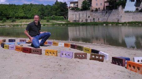 Il «pesce» di Potsy a Firenze