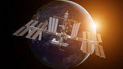 La Stazione Spaziale Internazionale (Foto: Irina Dmitrienko/Alamy)