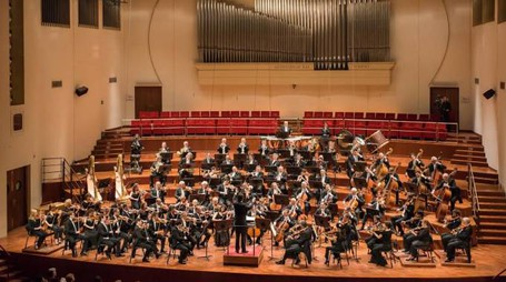 L'Orchestra Sinfonica Nazionale della Rai