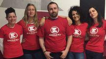 Il gruppo Emergency nato in Lunigiana