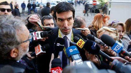Maurizio Martina (Lapresse)
