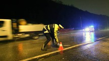 La strada Montelabbatese si conferma  tratto di strada pericolosissimo