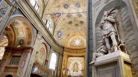 Gli interni meravigliosi del Duomo di Carpi che riaprirà ufficialmente domani con una grande festa Sono stati necessari 1236 giorni di lavori