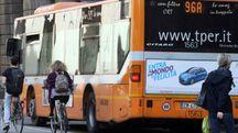 Un bus Tper