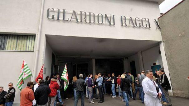 L'ingresso della Gilardoni