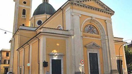 la chiesa di Santa Maria Lauretana a Querceta