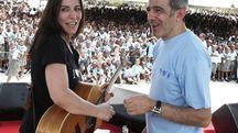 IN CONCERTO Paola Turci e Paolo Fresu ad Haiti