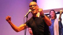 Il cantante e ballerino Will Weldon Roberson