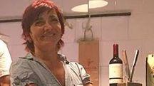 Modena, la proprietaria del ristorante 'Maxela', Assunta Spinazzola