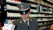 Ravenna, sequestrati 24 chili di sigarette in una rivendita non autorizzata