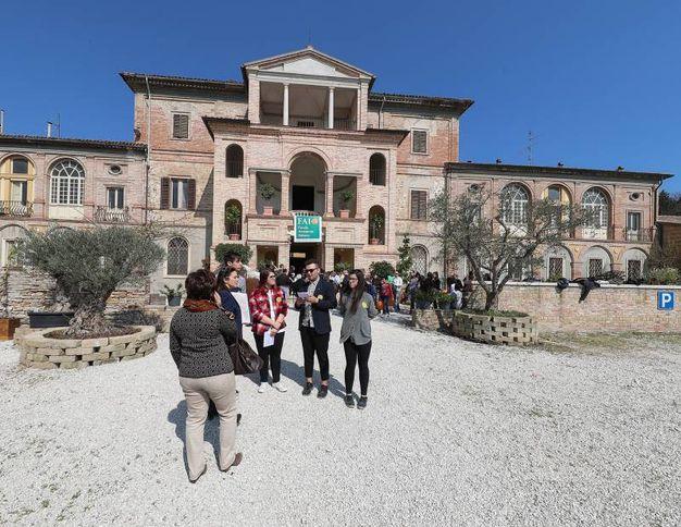 Giornate del Fai, villa Vismara Currò