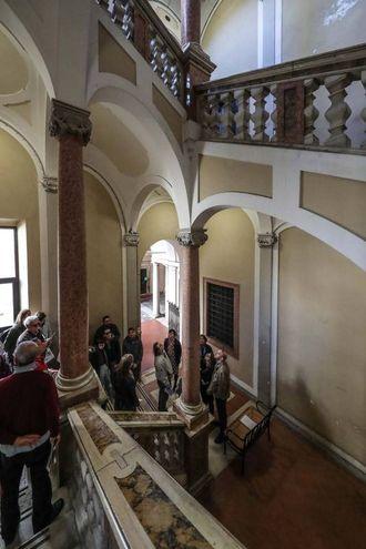 Giornate del Fai, palazzo Mosca