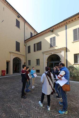 Giornate del Fai, palazzo Montani Antaldi