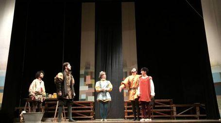 """""""Divinissimo"""" in scena con il Centro Teatrale Universitario """"Cesare Questa"""""""