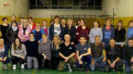 Corso di autodifesa dedicato alle donne (Orlandi)