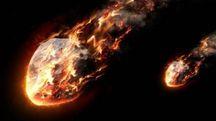 Una meteora (archivio)