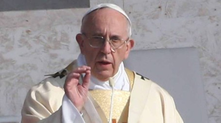CERIMONIA Il Santo Padre  ha celebrato la messa a Monza