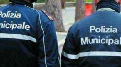 Agenti della polizia municipale