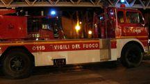 San Benedetto Val di Sambro, paura nella notte per un incendio in casa di riposo
