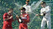 Vettel vince il Gp di Australia (Afp)