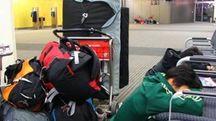 I passeggeri diretto da Roma a Falconara hanno dovuto sopportare una serie infinita di disservizi