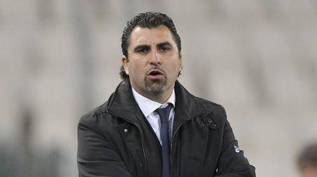 Giampaolo Saurini, allenatore della Primavera azzurra