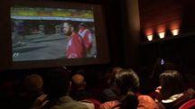 I tifosi in auditorium