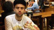 Giuseppe Rossi a Firenze (da Instagram)