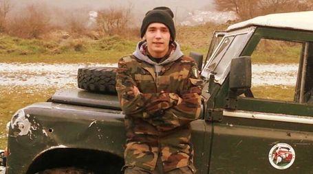 Emanuele Morganti, pestato a morte da branco (Ansa)