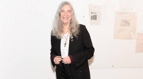 Patti Smith ha comprato la casa di Rimbaud (Foto: Olycom)