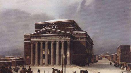 1776 - Nasce il Bolscioi