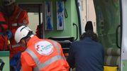 Ambulanza (immagine di repertorio)