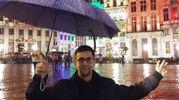 SORRIDENTE Giacomo Nicolai aveva 24 anni In Spagna  stava studiando  con il programma Erasmus  come migliaia  di studenti  della sua età