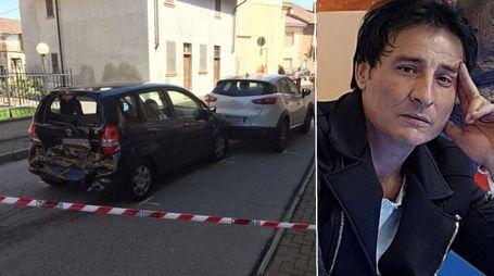 Tampona la moglie e l'accoltella, arrestato Maurizio Zangari (Ansa)