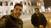 Mario Castagnacci e Paolo Palmisani, fermati per l'omicidio di Alatri (Ansa)