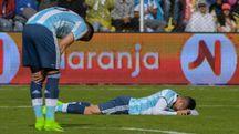 Argentina ko (Afp)