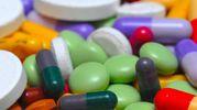Farmaci, foto d'archivio (Olycom)