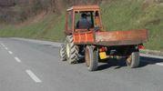 Un trattore (foto repertorio)
