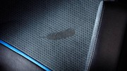 Il logo di Blue Origin è presente su ogni sedile (Foto: Blue Origin)