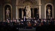G7 della Cultura: concerto diretto da Riccardo Muti in Palazzo Vecchio (New Press Photo)