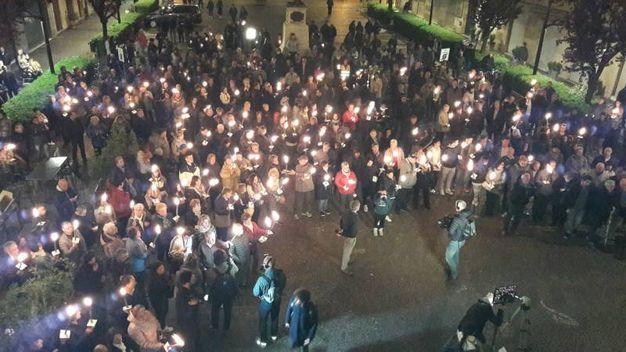 """Budriesi e non solo stasera in piazza per dire """"basta"""" alla violenza (Radogna)"""
