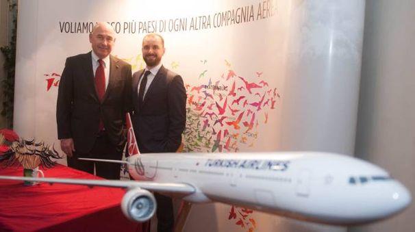 Turkish Airlines è stata dichiarata la migliore compagnia aerea europea anche nel 2016 (foto Schicchi)