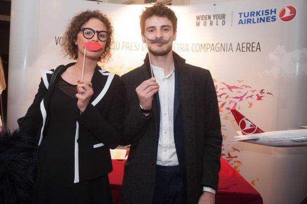 Maria Gualandi e Gianmarco Fogacci (foto Schicchi)