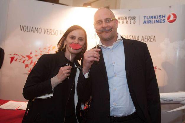 Alessandra Rustignoli e Yann Triffe (foto Schicchi)