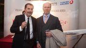 Marco Astorri e Vittorio Castelli (foto Schicchi)