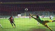 Gubbio-Fano: il gol di ferretti (FotoGavirati)