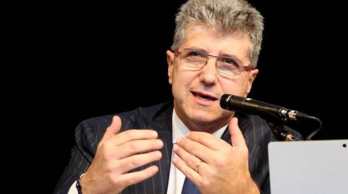 Il direttore generale Bruno Bossina (foto Ravaglia)