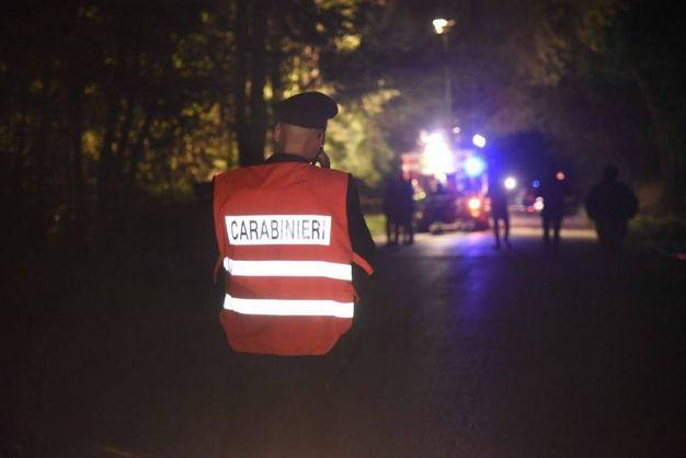 Le ricerche di 'Igor il russo' nelle campagne fra Ferrara e Bologna (Foto Businesspress)