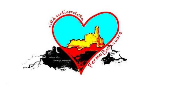 Il logo del progetto 'Fermo Batticuore'