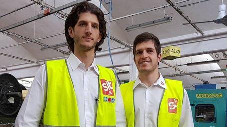 Marco e Alessandro Acquaderni